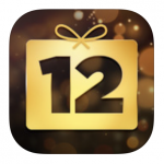 Apple's new app offering 12 days of free gifts
