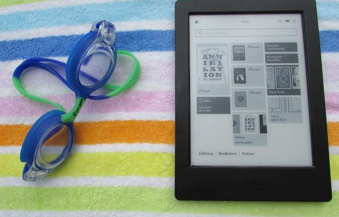 Kobo Aura H20 review - the waterproof e-reader - Tech Guide