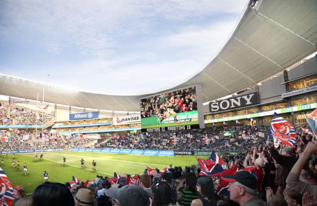 Allianz Stadium To Unveil Massive High Definition Super