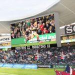 Allianz Stadium to unveil massive high definition super screens