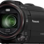 Panasonic unveils two consumer camcorders that can shoot 4K video