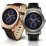 LG and Huawei release new range of stylish circular smartwatches