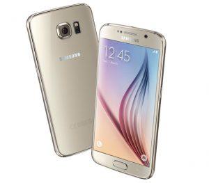 The Samsung Galaxy S6