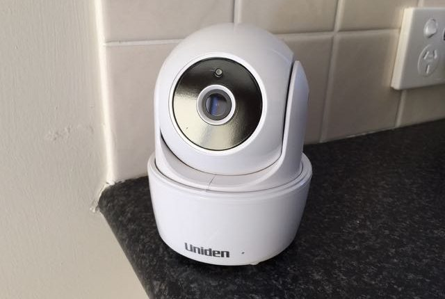 Uniden Guardian App Cam review - keep an eye on your home