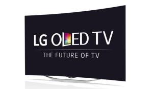 The LG 55EC930T full HD curved OLED