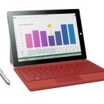 Microsoft launches thinner, lighter and cheaper Surface 3 tablet to take on the iPad