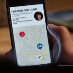 How you can track your Domino's pizza from the oven to your door