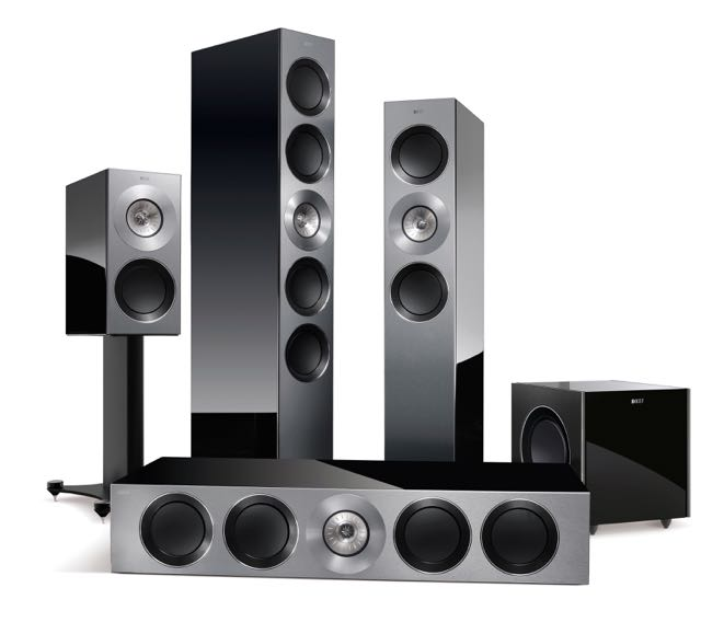 KEF's new high-end Reference speakers and the pursuit of