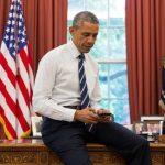 President Barack Obama creates his own @POTUS Twitter account