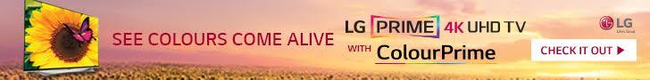 LG Prime Leaderboard