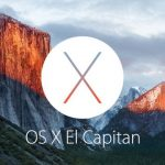 Apple announces OS X El Capitan operating system for the Mac
