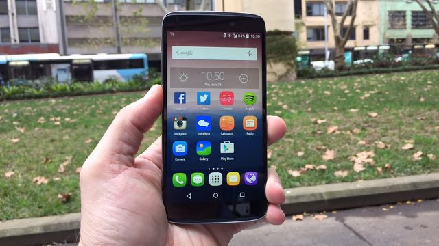 Alcatel OneTouch Idol 3 smartphone review - high quality and