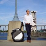 Meet MotoPogo – a cross between a Segway and a motorbike
