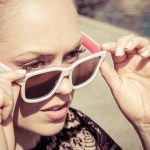 Introducing the sunglasses with adjustable tint control