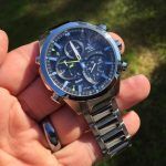 Casio Edifice EQB-500D-1A Bluetooth watch review – smart and stylish