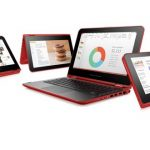 HP showcases its 2015 line-up of laptops, convertibles and desktop computers