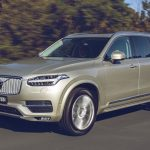Volvo gives Federal MPs their first experience with driverless cars