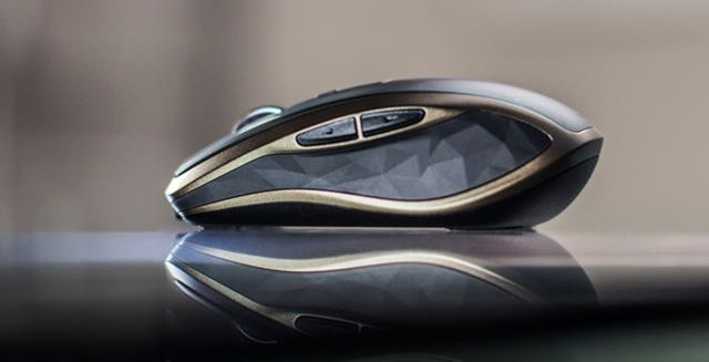 Logitech MX Anywhere 2 mouse review - control your laptop on