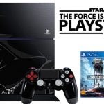 Limited edition Star Wars PlayStation 4 console revealed