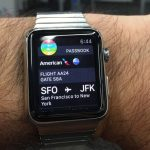 How my boarding pass experience with Apple Watch ran off the runway