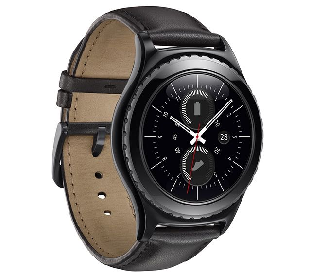 The Gear S2 Classic