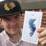 Why this Apple fan waited all night in the rain to buy the new iPhone 6S