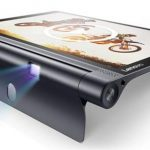 Lenovo Yoga Tab 3 Pro reinvents the tablet with a built-in projector