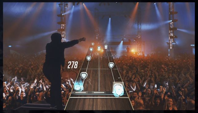 Guitar Hero Live makes you feel like a rock star
