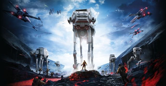 Star Wars Battlefront review – this is the game you've been looking for
