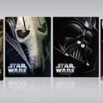 20th Century Fox releases Star Wars steelbook limited editions of each film