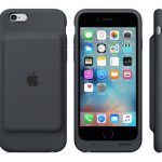 Apple releases Smart Battery Case for the iPhone