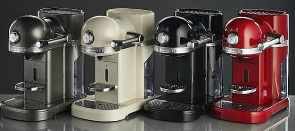 Kitchenaid Coffee Maker Kcm1202ob Reviews : Nespresso by KitchenAid review - the elegant machine for coffee lovers
