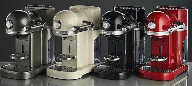 Nespresso By Kitchenaid Review The Elegant Machine For