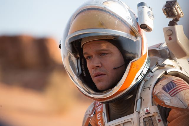 The Martian Extended Edition has landed on Blu-ray and DVD