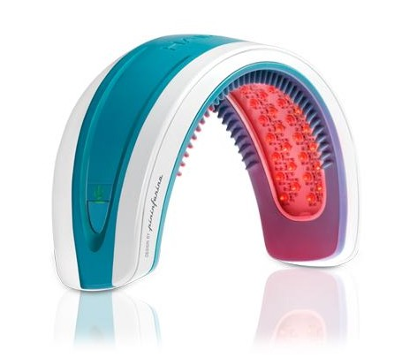 The Hairmax band that promotes healthy follicles and hair growth