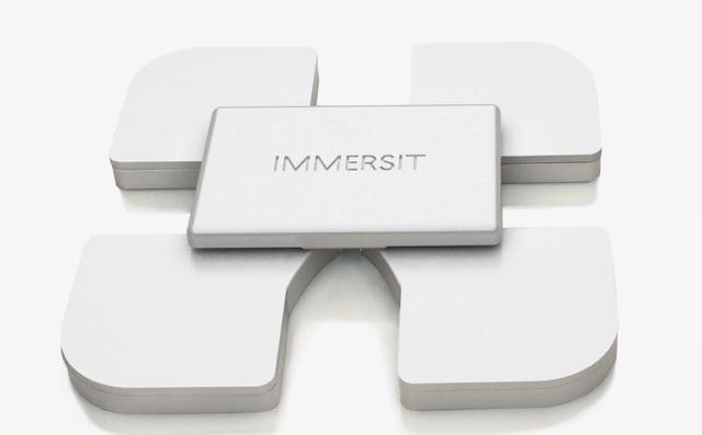 Il divano si muove, vibra e reagisce: Immersit porta la realtà virtuale a casa vostra