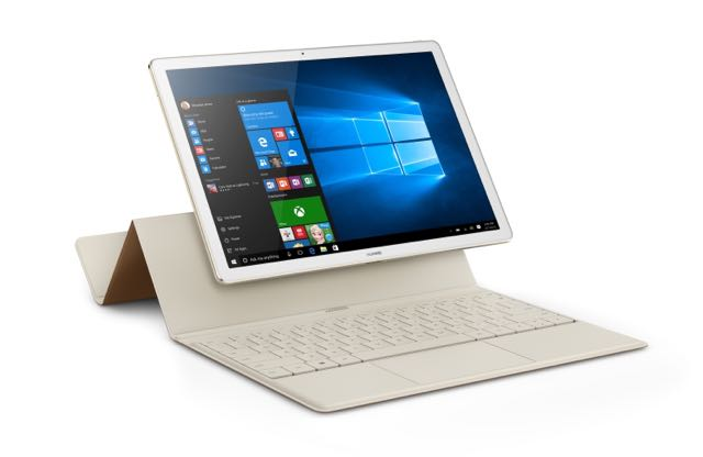 huawei unveils matebook windows 10 tablet to take on the surface pro tech guide. Black Bedroom Furniture Sets. Home Design Ideas