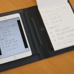 Bamboo Spark converts your handwritten notes into digital files