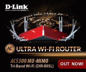 D-Link Ultra Wifi