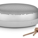 Bang & Olufsen's new BeoPlay A1 Bluetooth speaker has a 24-hour battery