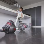 Dyson's new Cinetic Big Ball vacuum will always right itself if it topples