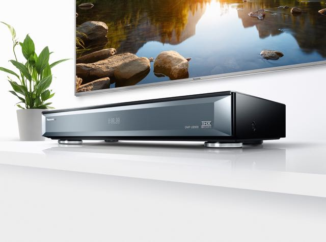 Panasonic brings release of its 4K Ultra HD player forward and unveils pricing