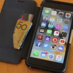 Otterbox's Strada Series combines a stylish smartphone case and a wallet