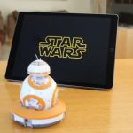 The droid awakens! Sphero's BB8 can watch Star Wars and react to the action