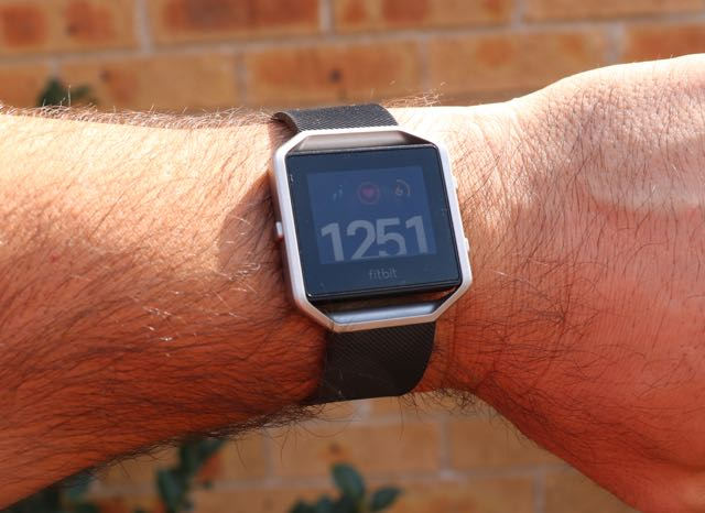 Fitbit Blaze review – an activity tracker in the shape of a smartwatch