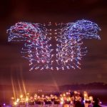 100 Intel drones to soar above Sydney in a spectacular formation for Vivid