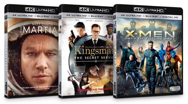 4K Ultra HD Blu-ray movies are already in store - but how