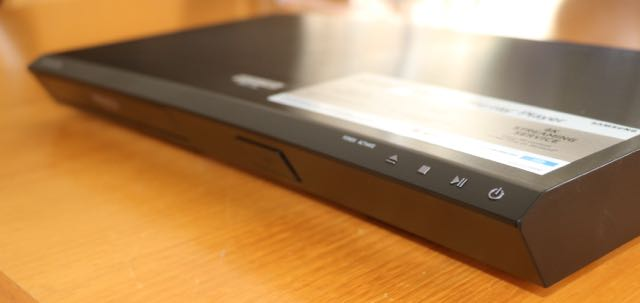 Samsung 4k Blu Ray Player 2015 Serie El Internado