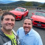 Two Blokes Talking Tech have hit the road in Mustangs for Episode 261