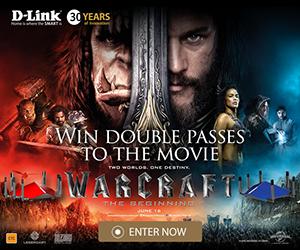 D-Link Warcraft